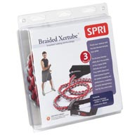 SPRI 05-58479 (SC-3R) Braided Xertube-Level 3-Retail Packaging
