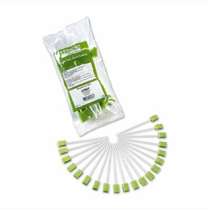 Sage Products 6071 Toothette Foam Untreated Oral Swab-1000/Case