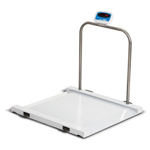 Brecknell MS-1000 Digital Bariatric Floor Scale