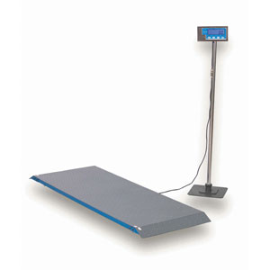 Brecknell PS Digital Multi Purpose Vet Floor Scales