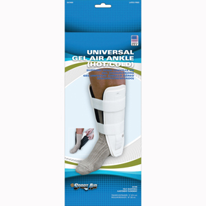 Scott Specialties SA7400-WHI-LO Sport-Aid Gel Air Ankle Brace