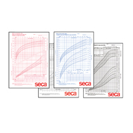 Seca 406 Growth Charts-2-20 years-Pack of 100