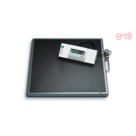 Seca 634 Bariatric Floor Scale w/ Remote Display-800 lb Capacity
