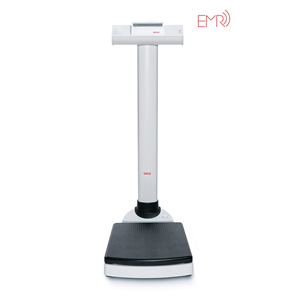 Seca 703 Medical Scale 360 Electronic Column with Height Rod