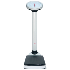 Seca 755 Mechanical Column Scale with BMI Display