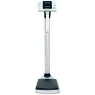 Seca 763 Medical Scale w/ Height Rod-550 lbs/250 kg Capacity