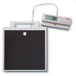 Seca 869 Flat Scale w/ Cable Remote Adjustable Display
