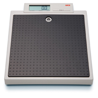 Seca 876 550 lb Digital Floor Scale-550 lbs/250 kg Capacity