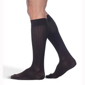 SIGVARIS 189C 15-20 mmHg Mens Business Casual Socks