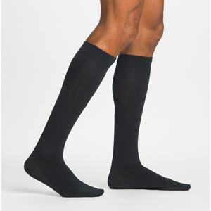 SIGVARIS 191C 15-20 mmHg Mens Sea Island Cotton Socks
