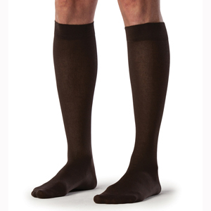SIGVARIS 222CM 20-30 mmHg Sea Island Cotton Socks