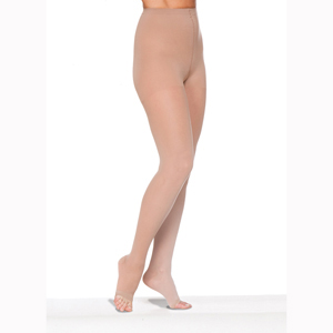 SIGVARIS 782N 20-30 mmHg Eversheer Thigh Highs-Open Toe