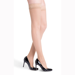 SIGVARIS 782N 20-30 mmHg Eversheer Thigh Highs