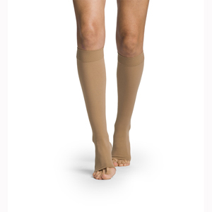 SIGVARIS 862C 20-30 mmHg Select Comfort Knee High-Open Toe