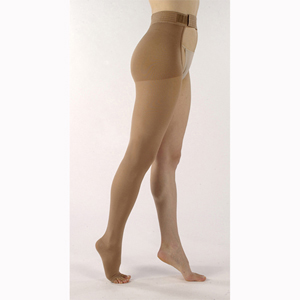 SIGVARIS 862W 20-30 mmHg Select Comfort Waist-Open Toe