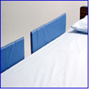 Skil Care 401080 Split-Rail Vinyl Bed Rail Pads-4/Pack