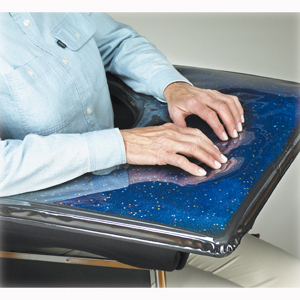 Skil Care 912415 Gel-Top Sensory Stimulation Tray