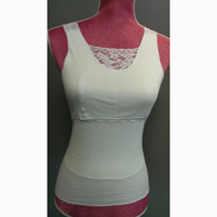 Softee Roo Post Surgical Camisole with Lace