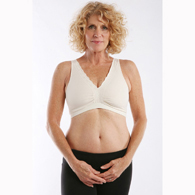 Softee Soft Silhouette Pocket Bra