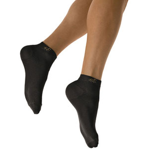 Solidea 0442A5 Active Power Advanced Micro Massage Ankle Socks