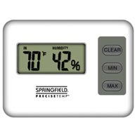 Springfield 91551 Temperature Monitor