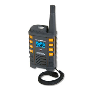 Springfield 96200 7 Channel NOAA Radio Portable With Flashlight