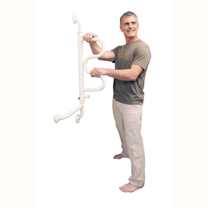 Stander 9000 The Curve Grab Bar