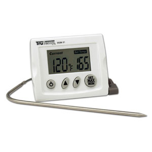 Taylor 3518N Digital Cooking Thermometer w/ Probe