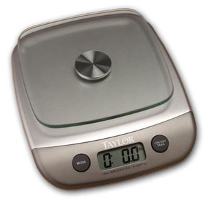 Taylor 3800N Digital Kitchen Scale
