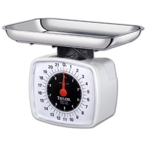 Taylor 3880 22 lb Kitchen and Food Scale