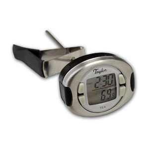 Taylor 516 Connoisseur Tea Thermometer/Timer