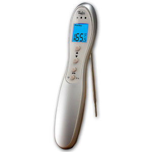 Taylor 518 Connoisseur Probe Foldable Digital Thermometer