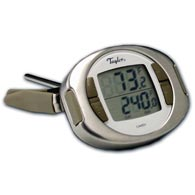 Taylor 519 Connoisseur Digital Candy and Deep Fry Thermometer