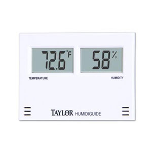 Taylor 5566 Digital Thermometer/Hygrometer