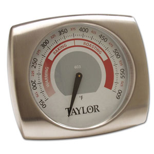 Taylor 603 Oven Thermometer 2 4/5""