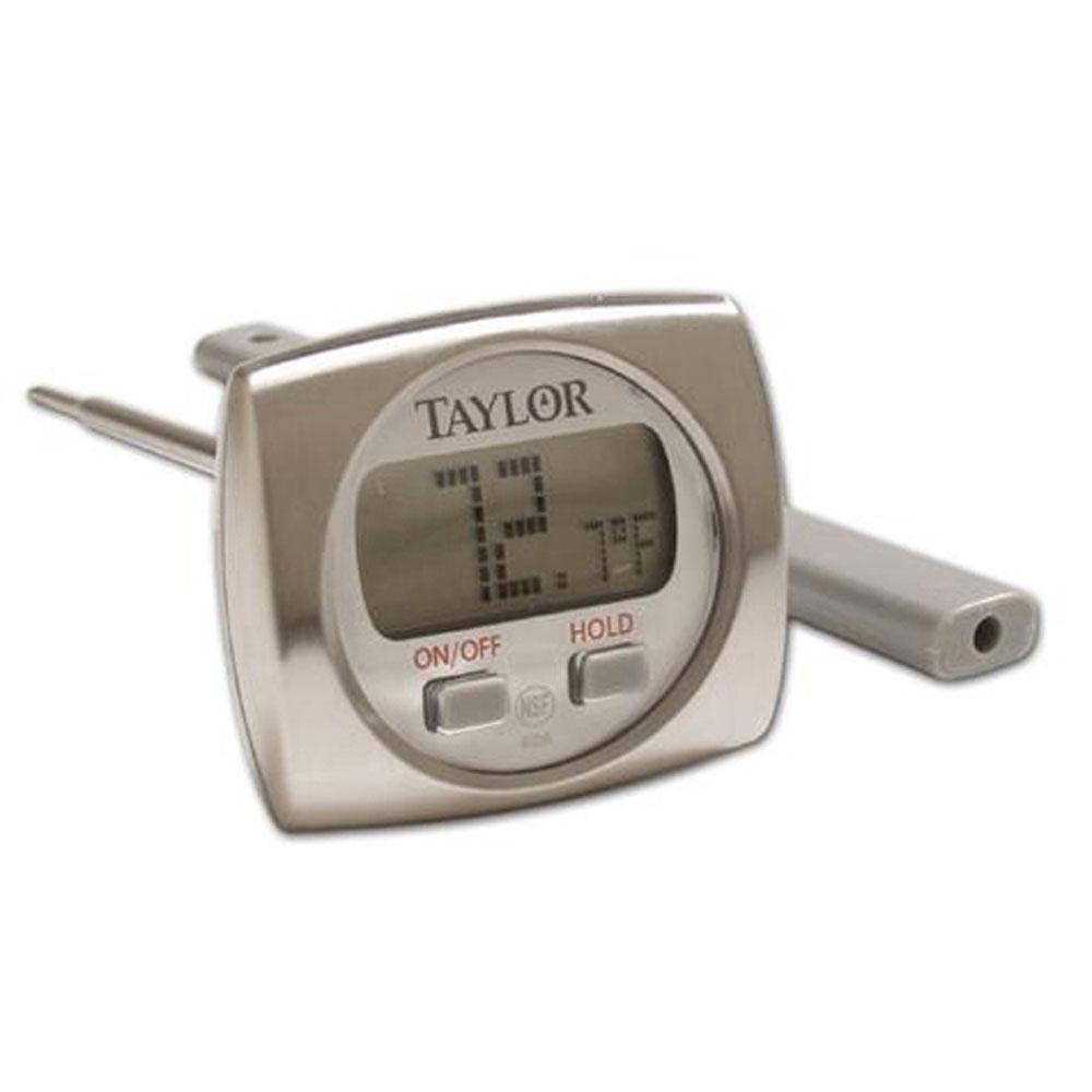 taylor 608 digital instant read thermometer ebay. Black Bedroom Furniture Sets. Home Design Ideas