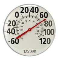 Taylor 681 18 inch Patio Thermometer