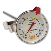 Taylor 804 Weekend Warrior Deep Fry Thermometer
