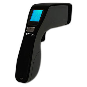 Taylor 9523 Infrared Thermometer With Laser Sight