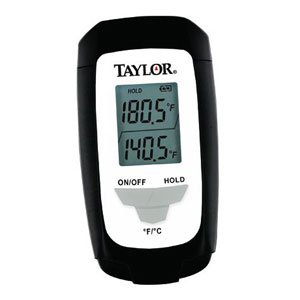 Taylor 9532 Infrared Thermometer w/K-Thermocouple Socket