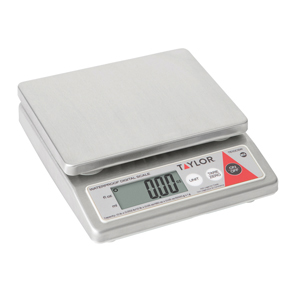 Taylor TE10CSW Water Resistant Compact Scale