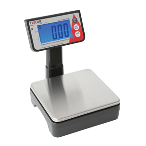 Taylor TE10T Digital Portion Control Scale w/ Tower Readout