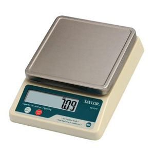 Taylor TE32FT Digital Portion Control Scale-2 lb Capacity