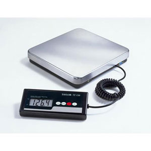 Taylor TE150/TE400 Shipping/Receiving Scales