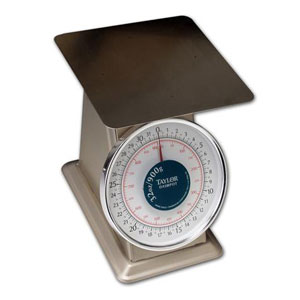 Taylor THD32D Heavy Duty Mechanical Scale w/ Dashpot