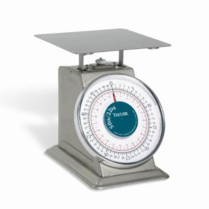 Taylor THD50 Heavy Duty Mechanical Scale-50 lb/22 kg Capacity