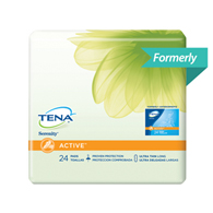 Tena 48200 Serenity Ultra Thin Long Pads-144/Case