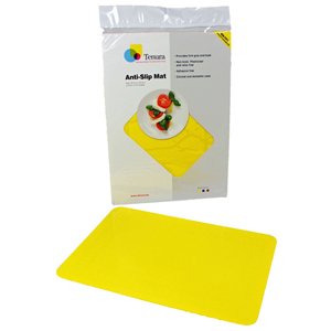 Tenura Silicone Non-Slip Table Mats-Multiple Sizes and Colors Available