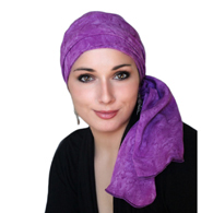 TurbanDiva Designs 103 Batik Turban Set