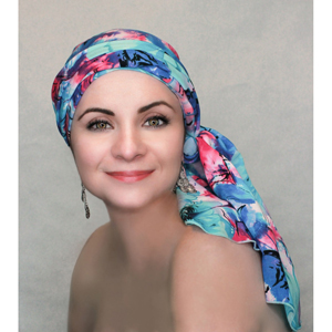 TurbanDiva Designs 104 Batik Turban Set